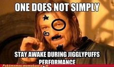 How do you win with a Jigglypuff on your team? With earplugs.
