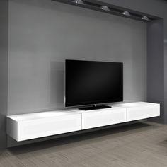 Luxury Modern Hanging Tv Stand