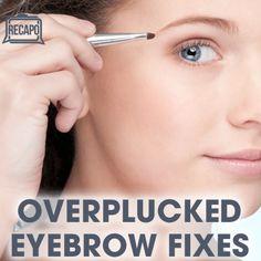 The Drs: Plucked Eyebrows, Trichotillomania & Microfollicular Grafting