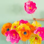 50 OF THE BEST DIY PAPER FLOWER TUTORIALS FOR YOUR WEDDING OR PARTY.