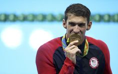 It may have been an argument with his wife which persuaded him to compete at the Rio Olympics but it was Michael Phelps' natural ability which has seen him end his Olympic career with 23 golds.