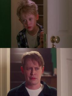 Kevin Home Alone, Home Alone Movie, Macaulay Culkin Home Alone, Brenda Song, Beautiful Men Faces, Aesthetic Videos, Christmas Wallpaper, Celebs, Celebrities