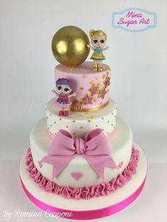 46 meilleures images du tableau Cake poupée Lol
