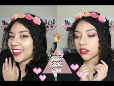 Full Face DRUGSTORE Makeup Tutorial! - YouTube