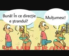 În ce direcție e ștrandul? Funny Postcards, Funny Pictures, Family Guy, Humor, Comics, Romania, Fictional Characters, Funny Things, Pictures