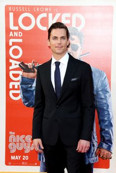 Matt Bomer Photos - Actor Matt Bomer attends the premiere of Warner Bros. Pictures' 'The Nice Guys' at TCL Chinese Theatre on May 10, 2016 in Hollywood, California. - Premiere of Warner Bros. Pictures' 'The Nice Guys' - Arrivals