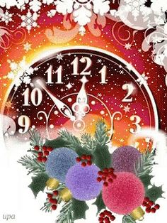 Snow Clock With Ornaments gifs gif christmas ornaments christmas pictures christmas gifs christmas images christmas pics Happy New Year Animation, Happy New Year Gif, Happy New Year Pictures, Happy New Year Greetings, New Year Wishes, Christmas Greetings, Merry Christmas Images, Christmas Scenes, Merry Christmas And Happy New Year