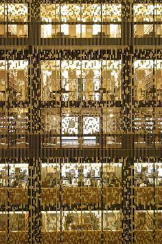 nyu bobst library / joel sanders architect