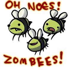 ZomBEES!