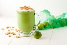 Key Lime Green Smoothie Recipe - Blendtec Blogger Recipes