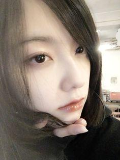 加藤小夏(@cncnpi)さん / Twitter Kawaii Faces, Kato, Cute Faces, Asian Girl, Hair Cuts, Shit Happens, Beauty, Twitter, Dreams