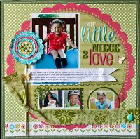 Little Niece to Love, by Nancy Damiano