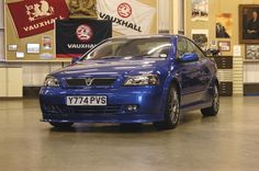 2001: Vauxhall Astra Coupe 888
