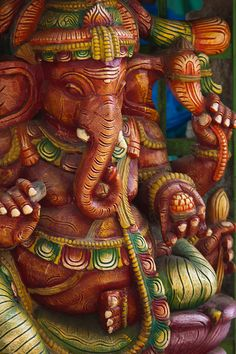 Ganesh by dvandegriend on Flickr.