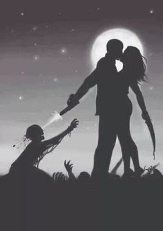 Love in the zombie apolcalypse
