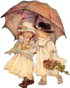 Bajo el paraguas - Lisi Martin