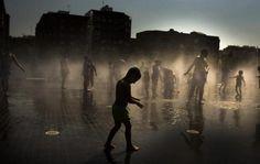 Ola de calor pone en alerta a España, Francia y Gran Bretaña
