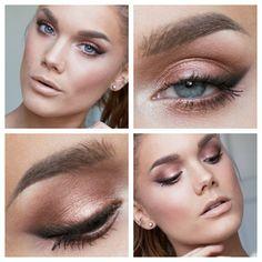 Neutral makeup!!