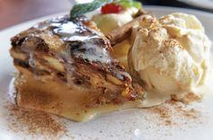 Torta cremosa de banana | Gastrolândia – por Ailin Aleixo