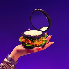 New Series of Imaginative Burgers – Fubiz Media