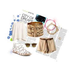"""dream Knight"" by panikaki on Polyvore"