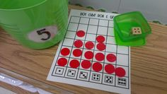 Little Minds at Work: New week: Plans, Math Centers, Freebies & More!!