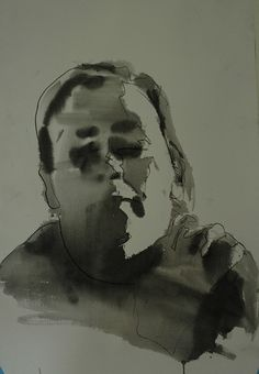 ink study no. 2 by Mark Horst, via Flickr