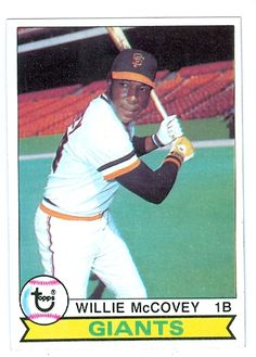 Willie McCovey 1979