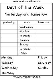 Resultado de imagen para days in english