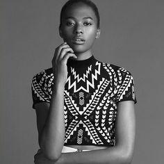 #photooftheday from @itsmoniquedunn -  Carter Bowman #beautiful #blackandwhite