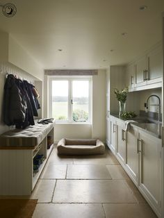 5 of our favourite utility room design ideas Boot Room Utility, Utility Cupboard, Shoe Storage Utility Room, Utility Room Designs, Utility Room Ideas, Dog Rooms, Laundry Room Design, Garage, Fashion Room