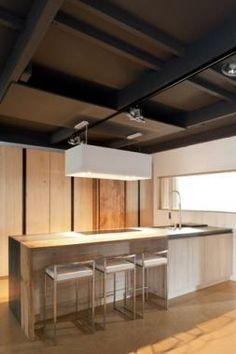 Novy ZEN Inselhaube Light Fittings, Rotterdam, Zen, Kitchens, Mood, House, Furniture, Home Decor, Kitchen Hoods