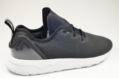 Adidas ZX Flux ADV Asymmetrical - schwarz/weiß