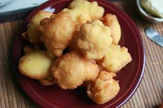 The Nesting Corral: Corn Fritters