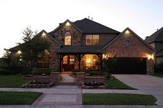 Gorgeous waterfront Highland #Home in Cypress, #Texas