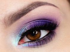 I love my addiction: Iridescent Makeup - makijaż i recenzja
