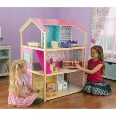 Every girl deserves a doll house!