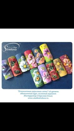 3ds flowers