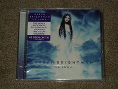 SARAH BRIGHTMAN: La Luna (CD, Music, New Age, Instrument, Vocals, Female) #NewNewAge