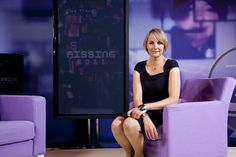 The Missing Blog: Louise Minchin: Casting a light on the missing issue
