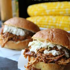 The Best Crockpot BBQ Chicken Recipe - ZipList