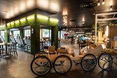 3&Barista café by Lines Design Creation and Consultancy, Shaheed Park – Kuwait » Retail Design Blog