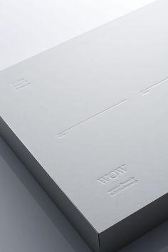 artless Inc. | news and portfolio : * print : WOW Inc. : portfolio VIP box