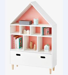 Pre-Order MINU House Shape Storage Unit