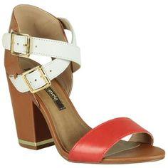 Sandália Casual Cravo & Canela #Summer #Spring #Love #Shoes #Sandalias #Trend #Fashion