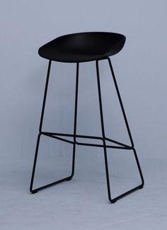 "Tabouret de bar ""About A Stool"" AAS 38 et AAS 39 - Hee Welling - Hay design - 199€"
