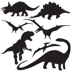 Dino decals