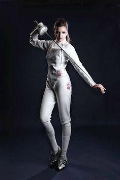 Jun Hyuk Lee - Woman Fencer, II (500px)