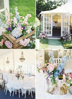 French Chateau wedding by Erich McVey