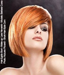 A short hair style that suits you and your lifestyle can dramatically change the way you feel and look-- it can boost your confidence, make you look younger, and reduce the amount of time you spend on hair care.